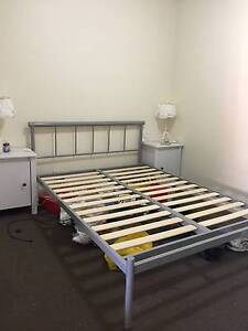 Double bed frame Fortitude Valley Brisbane North East Preview