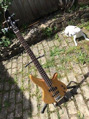 Yamaha RBX270 4 String Bass Guitar- Natural USED COND