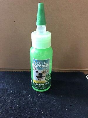 Dogs - Fresh Breath Clean Teeth Oral Care Gel,