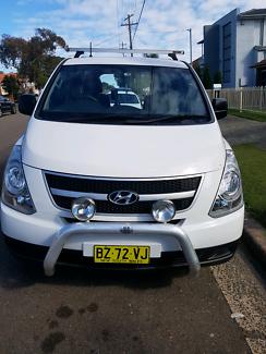 Wanted: Hyundai iload 2014 Excellent condition; Factory Warranty