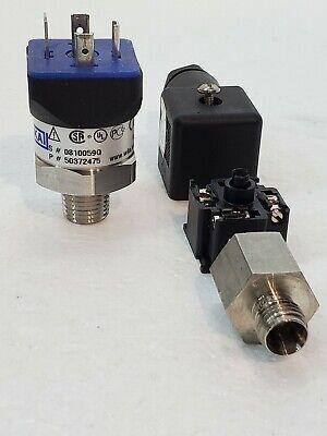 Pressure Transmitter Wika  Type A-10 50372475 0....100 Psig