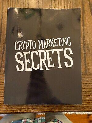 Ben Settle Crypto Marketing Secrets Book