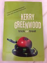 Trick or Treat by Kerry Greenwood Clayfield Brisbane North East Preview