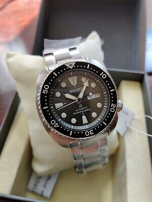 Seiko Turtle SRPC23K1 Grey Dial - Discontinued - Brand New!