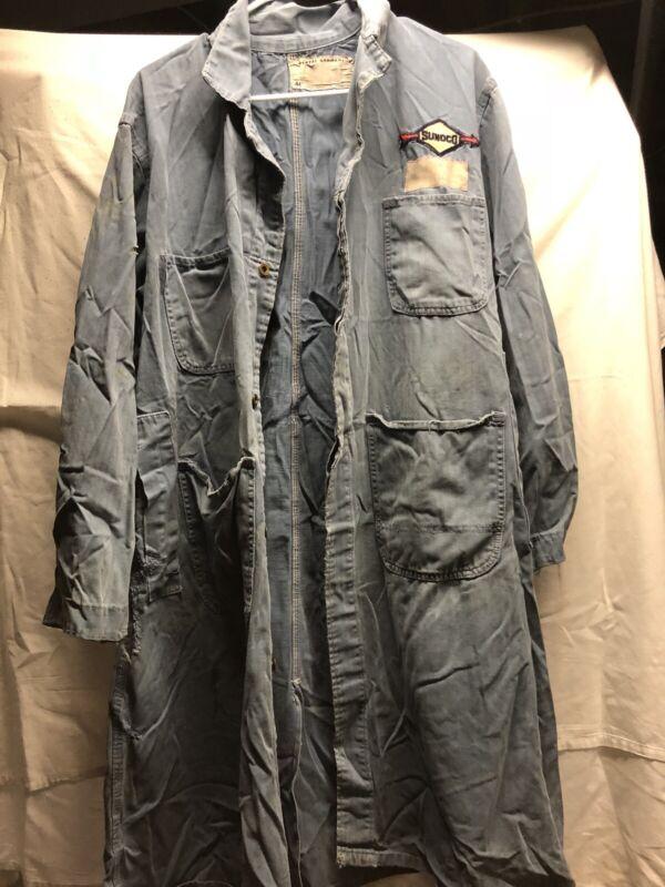 Vintage Sunoco Garage Jacket Apparel
