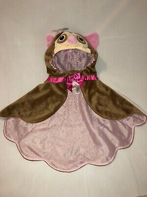 2013 Toys R Us Koala Kids Owl Halloween Costume Bird Dress Up Size 6-9 Months - Kids Owl Costume