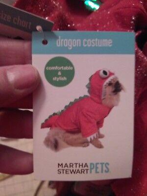 Martha stewart Pets Dragon Costume Sz Large 17