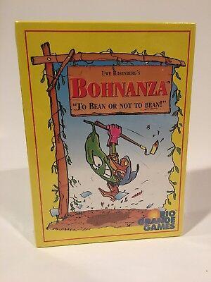 Bohnanza Group Strategy Interactive Board Game Rio Grande Games 155 Bohnanza Rio Grande Games