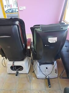 Used pedicure chairs for sell