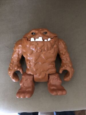 IMAGINEXT DC CLAYFACE CLAY FACE FISHER PRICE BATMAN VILLAIN Figure Only
