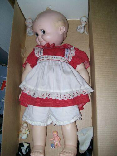the original kewpie doll by jesco.. 24 inch doll in box