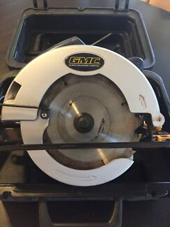 "GMC Circular Saw 184mm/7 1/4"""