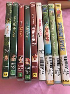 Disney Movies & kids movies