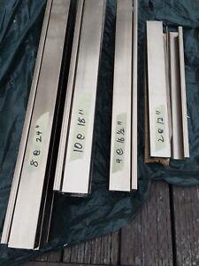 Cabinet door handles