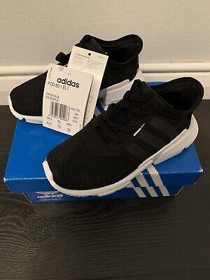 Infant Adidas Ortholite Trainers Size 8UK