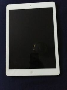 Selling iPad for parts