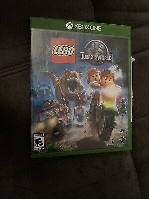 LEGO Jurassic World (Microsoft Xbox One, 2015)