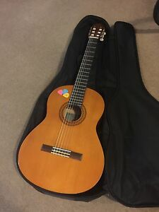 Yamaha C40 Classical Guitar Melbourne CBD Melbourne City Preview