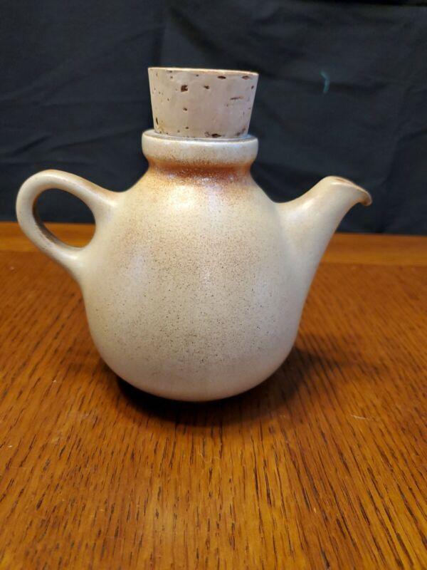 Heath small Teapot Brown & Beige Excellent Cond
