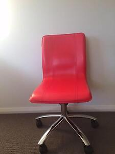 Red ikea student office chair - Sydney pickup Northbridge Willoughby Area Preview