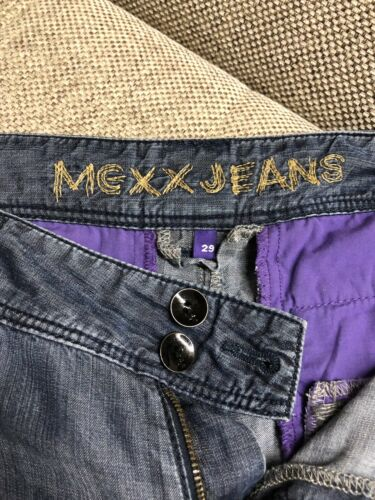 Mexx Damen Jeans Hose Gino Hose Gr.29