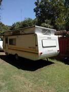 Millard 17ft Poptop Caravan 1983 Padstow Heights Bankstown Area Preview