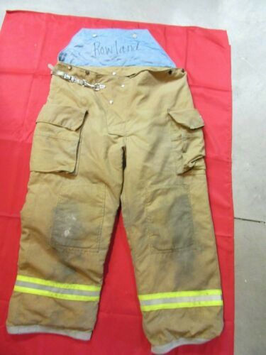 MFG.2001 LARGE 38-40 WAIST FYREPEL Turnout Gear Firefighter Bunker Pants