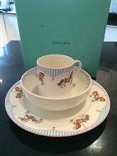 Never used Tiffany & Co Carousel set Grays Point Sutherland Area Preview