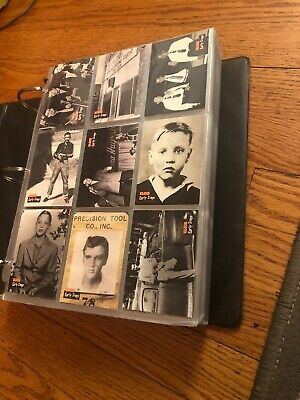 The Elvis Presley Collection- The Cards of His Life - Complete Set of 660 +