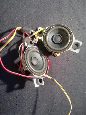 Usado, Humax LGB-23DC speakers. SJFUR-9659-002. 12ohm/5W. 761S segunda mano  Embacar hacia Argentina