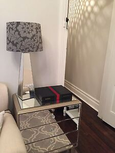 Mirror lamp bases French provincial hamptons style Burwood Heights Burwood Area Preview
