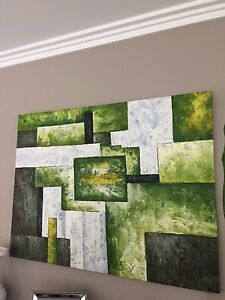 Canvas painting Wetherill Park Fairfield Area Preview