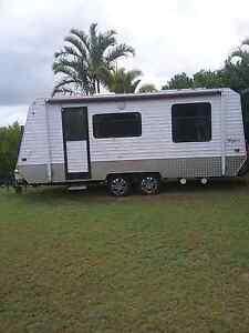 Jayco Dove Caravan or swap for Jayco campervan Dundowran Beach Fraser Coast Preview