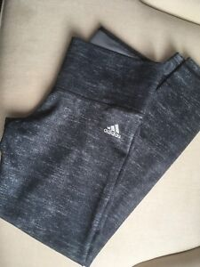 adidas grey tights