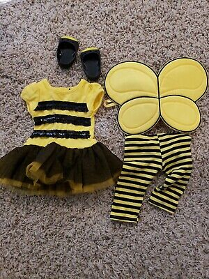 American Girl Bee Myself Outfit for Dolls - MY AG 2014 RETIRED Costume Halloween](Ag Doll Halloween)