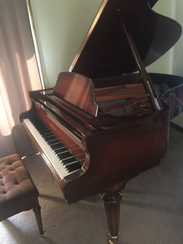 Schimmel 6' Grand Piano- (2000) *RARE* African Rosewood (1 Of 12 made that year)