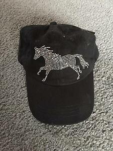 Brand new horsey black cap Grafton Clarence Valley Preview