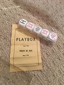 Poker Dice Game - vintage