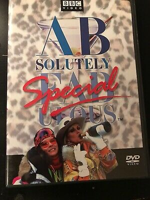 Absolutely Fabulous - Absolutely Special (DVD, 2003)