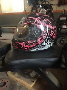 Ladies helmet