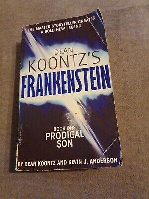 FRANKENSTEIN: PRODIGAL SON Kevin J. Anderson & Dean Koontz (
