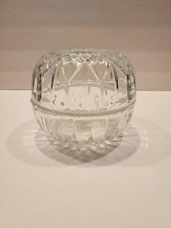 Diamond Cut 1189 Home Interiors Homco Fairy Lamp Light 2 Piece Candle Holder
