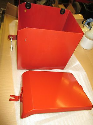 Farmall H-sh To Sn 19233-51680dbw4 Battery Box New Reproduction