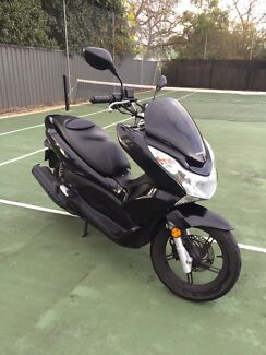 Honda PCX scooter low kms