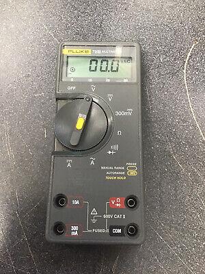 Fluke Model 73 Digital Multimeter Tested Third Series 3 Iii