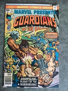 Guardians of the Galaxy #9 - Bronze Age Marvel