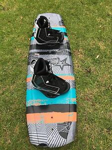 WAKEBOARD WITH BOATS - JOBE VANITY (BRAND NEW) Campbelltown Campbelltown Area Preview