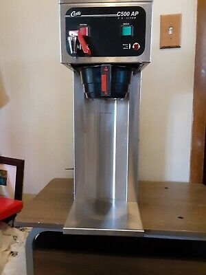 Wilbur Curtis D500ap Commercial Air Pot Coffee Brewer