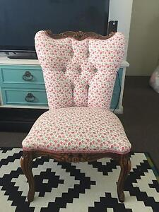 Sweet button back accent chair Paddington Eastern Suburbs Preview