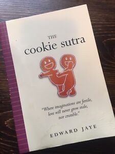 Funny book: The Cookie Sutra: An Ancient Treatise: